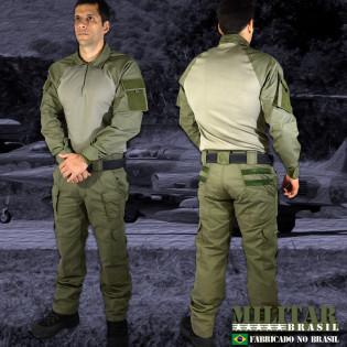 Uniforme do Grupamento Aéreo de Alagoas