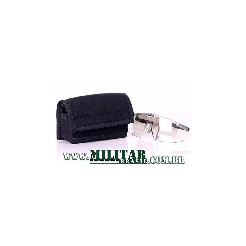 Porta culos k 12 militar brasil artigos militares for Porta oculos