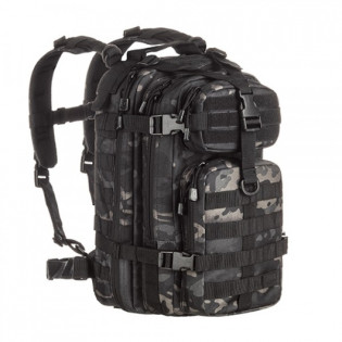 Mochila Assault Multicam Black