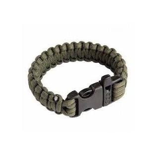 Bracelete Paracord  XGJ 4 - Verde