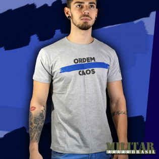 Camiseta Ordem e Caos QRV