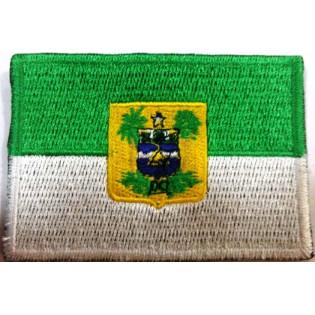 Bordado Bandeira Rio Grande do Norte