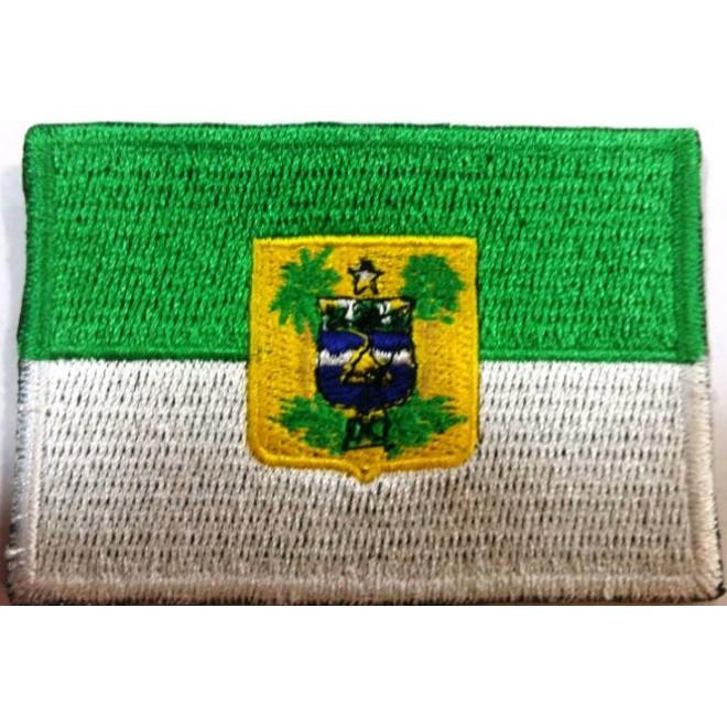 857f004c6e Bordado Bandeira Rio Grande do Norte - Militar Brasil - artigos ...