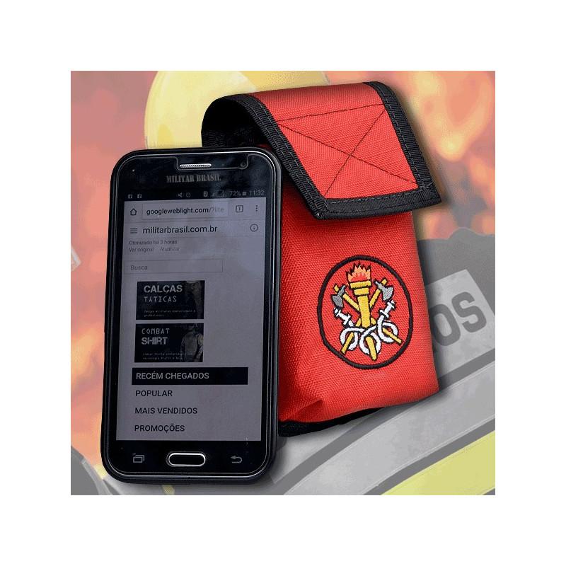 Porta Smartphone Tático Bombeiro · Porta Smartphone Tático Bombeiro f346dc7b4f9