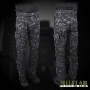 Calça MB 1982 - Camo Digital Concret Jungle