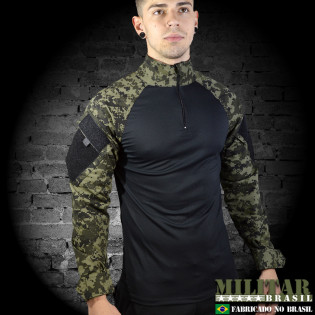 Combat Shirt ACU G2 - Camo Digital Tiger Jungle