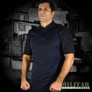 Combat Shirt Marines - Preto