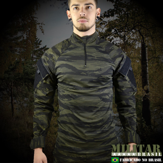 Combat Shirt Full Camo ACU G2 Camo Tiger Jungle