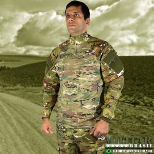 Combat Shirt Full Camo ACU G2 Camo Multicam