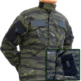 Gandola Uniforme ACU Camo Tiger Jungle