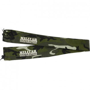 Capa para Remote Paintball - Camo Woodland Dark