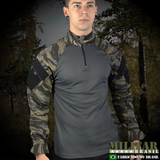 Combat Shirt ACU G2 - Camo Ground Tiger