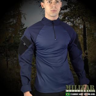 Combat Shirt ACU G2 - Azul Noite