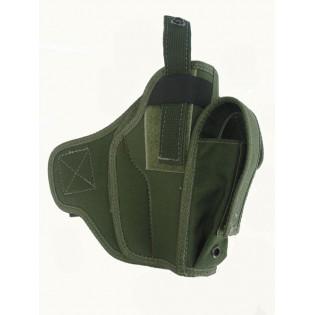 Coldre Panqueca 45/40/9mm - Verde