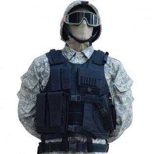 Colete Tático M-2 - Preto