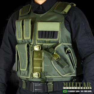 Colete Tático M-2 - Verde