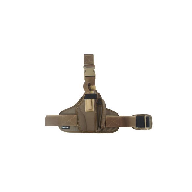 Coldre Robocop .45/40/9mm T-2 - Caqui