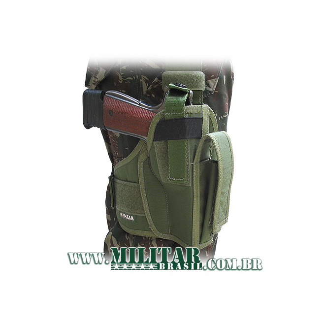 Coldre Robocop 45/40/9mm T-2 - Verde