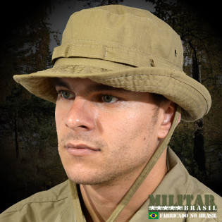 Chapéu Selva Modelo USA Caqui