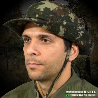 Chapéu Selva Modelo USA Camo Exército Brasileiro