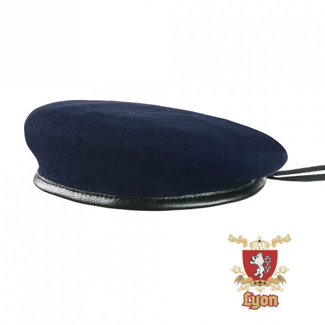 Boina Francesa Lyon Azul Marinho - Militar Brasil - artigos ... dc50fef8e59