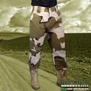 Calça Elite M-2 - Camo Desert Tricolor