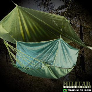 Rede de Selva Pantana Verde