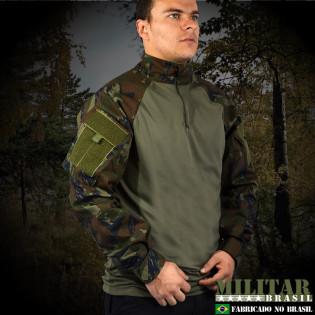 Combat Shirt ACU G1 Camo FAB Aeronáutica