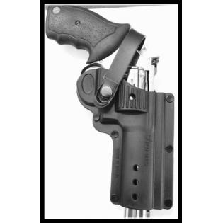 Coldre Revolver 6 Tiros Polimero