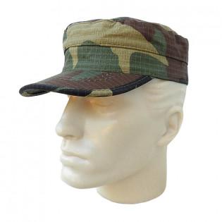 Gorro Militar DB - Camo Woodland