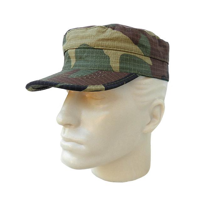 Gorro Militar DB - Camo Woodland - Militar Brasil - artigos ... 13b1a582808
