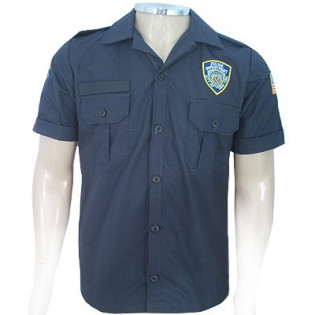 Camisa Marines Rip Stop New York City Police Department