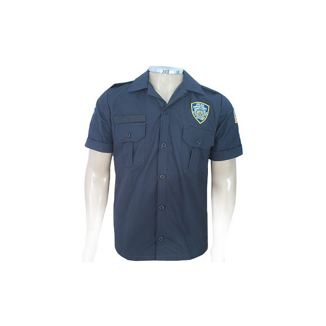 8385b805e Camisa Marines Rip Stop New York City Police Department - Militar ...