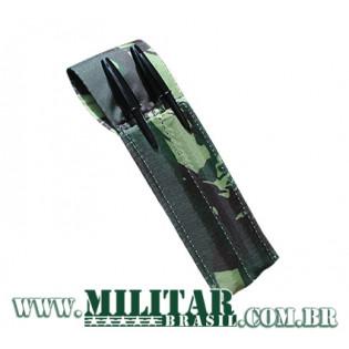 Porta Marcador laser ou Caneta - Camo Exército