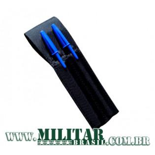 Porta Marcador laser ou Caneta - Preto