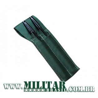 Porta Marcador laser ou Caneta - Verde