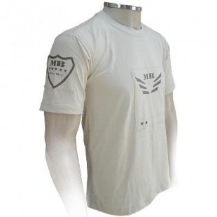 Camiseta Manga Curta Militar Brasil ASA