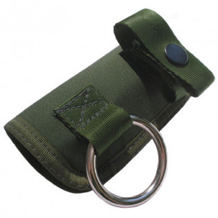 Porta Tonfa C/ Botão K-12 Ambidestro - Verde