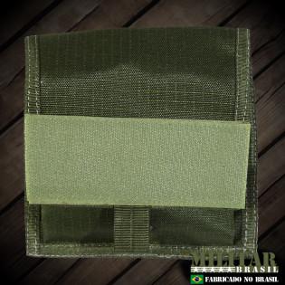Porta Bolso Multi-Funções Linha Molle - Verde