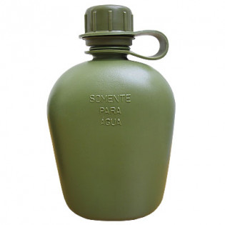 Cantil Plástico 900ml - Verde