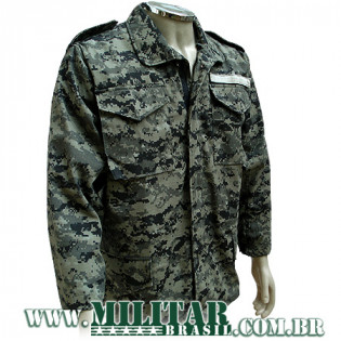 Japona M-65 Field Jacket - Camo Digital Tiger
