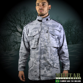 Japona M-65 Field Jacket - Camo Multicam Alpine