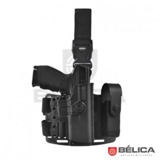 Coldre Belica Pro SR2 Robocop