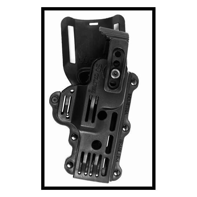 Coldre Predator Cintura Universal Taurus, Glock, Imbel. Canhoto