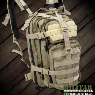 Mochila Assault 30 Litros - Caqui/TAN