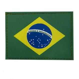 Bandeira Emborrachada Brasil