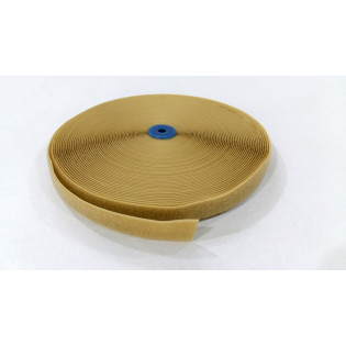 Velkro completo 25mm - Caqui/TAN
