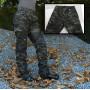 Calça Feminina Militar Brasil 1982 - Camo Multicam Black
