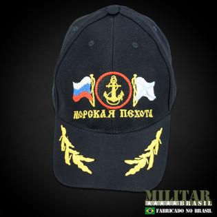 Boné Marinha Russia