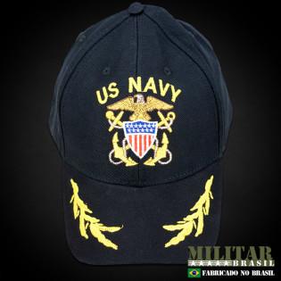 Boné US Navy
